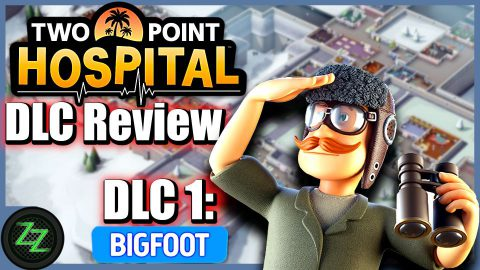Two Point Hospital DLC Test (Review Deutsch) Bigfoot - Pebberly Island - Close Encounters 04 Two Point Hospital DLC Bigfoot