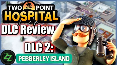 Two Point Hospital DLC Test (Review Deutsch) Bigfoot - Pebberly Island - Close Encounters 05 Two Point Hospital DLC Pebberly Island