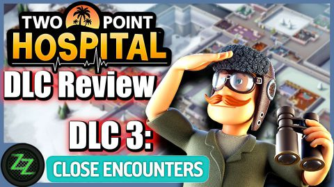 Two Point Hospital DLC Test (Review Deutsch) Bigfoot - Pebberly Island - Close Encounters 06 Two Point Hospital DLC Close Encounters