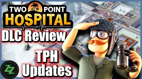 Two Point Hospital DLC Test (Review Deutsch) Bigfoot - Pebberly Island - Close Encounters 07 Two Point Hospital Updates und neue Features