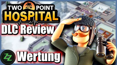 Two Point Hospital DLC Review Wertung