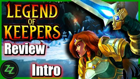 Legend of Keepers - Prologue - (p)Review - Pixelart Dungeon-RPG Strategy Analyse + Test 00 Intro - Einleitung