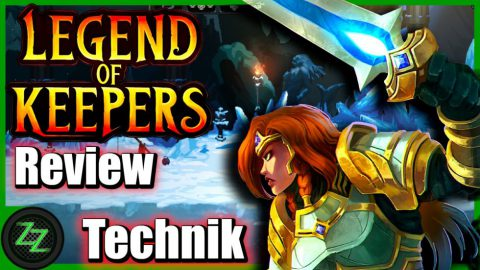 Legend of Keepers - Prologue - (p)Review - Pixelart Dungeon-RPG Strategy - Technology, Graphics, Sound and Engine