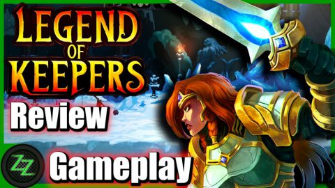 Legend of Keepers - Prologue - (p)Review - Pixelart Dungeon-RPG Strategy Analyse + Test 03 Legend of Keepers Gameplay