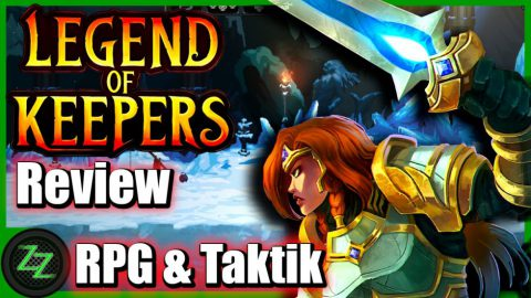 Legend of Keepers - Prologue - (p)Review - Role-play and tactics: