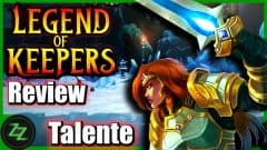 Legend of Keepers - Prologue - (p)Review - Pixelart Dungeon-RPG Strategy - Talent System and Replayability