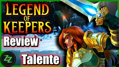 Legend of Keepers - Prologue - (p)Review - Pixelart Dungeon-RPG Strategy Analyse + Test 05 Talent-System und Replayability