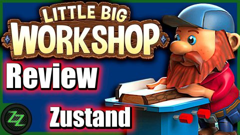 Little Big Workshop - Condition of the game: