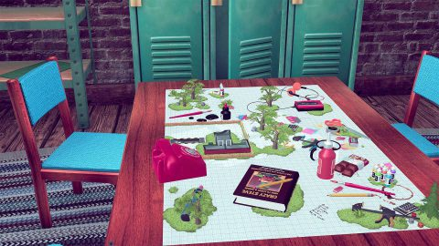 Little Big Workshop - A Table Top Game?