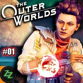 The Outer Worlds [Gameplay Deutsch-German] Character Creation und Tutorial [Lets Play #001]