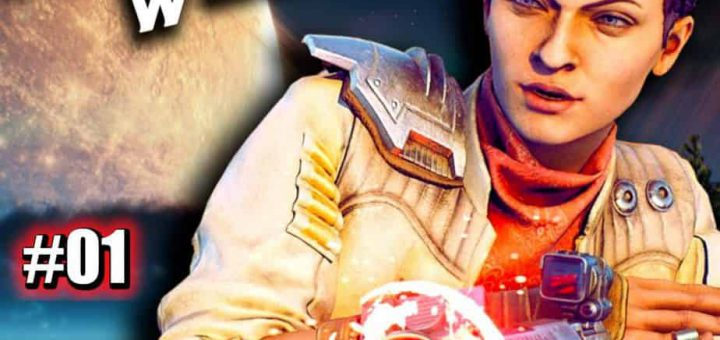 The Outer Worlds Gameplay Deutsch - Lets Play Serie
