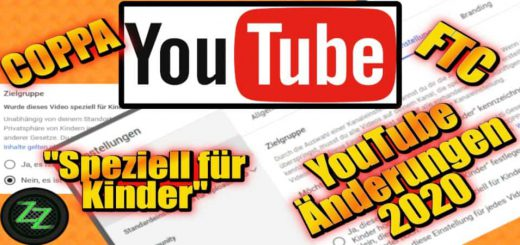 YouTube COPPA - Youtube Änderungen 2020 durch COPPA