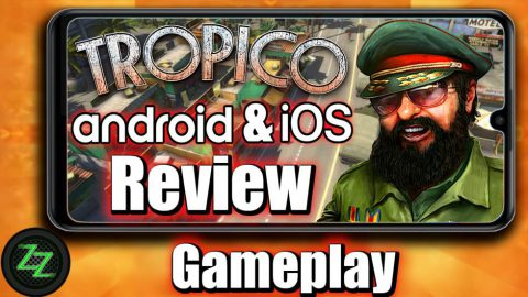 Tropico Mobile Game Review - Gameplay