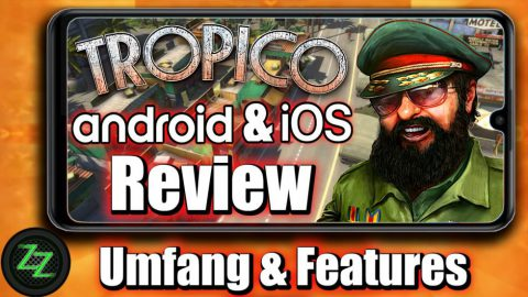Tropico Mobile Game Review - Umfang und Features