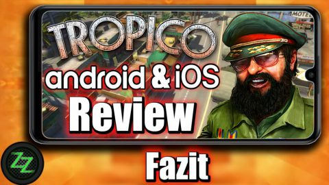 Tropico Mobile Game Review - Meinung und Fazit