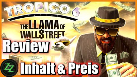 Tropico 6 - The Llama of Wall Street Content and price