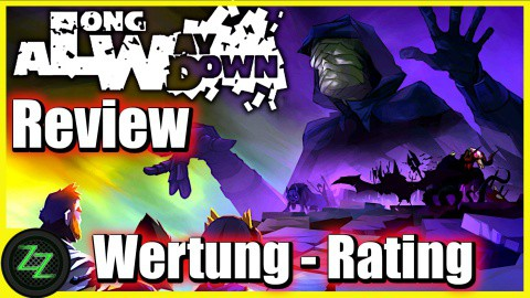 A Long Way Down Review (Game) Wertung Rating