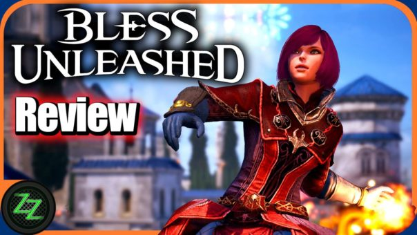 Bless Unleashed Review (Deutsch) Asia Story MMORPG mit Action Combat im Test