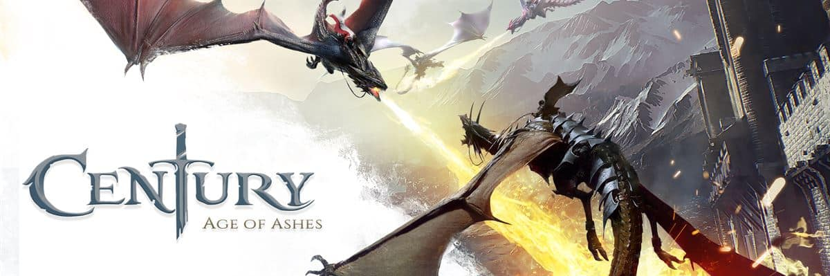 Century Age of Ashes Multiplayer Dragon Fight - cover 2
