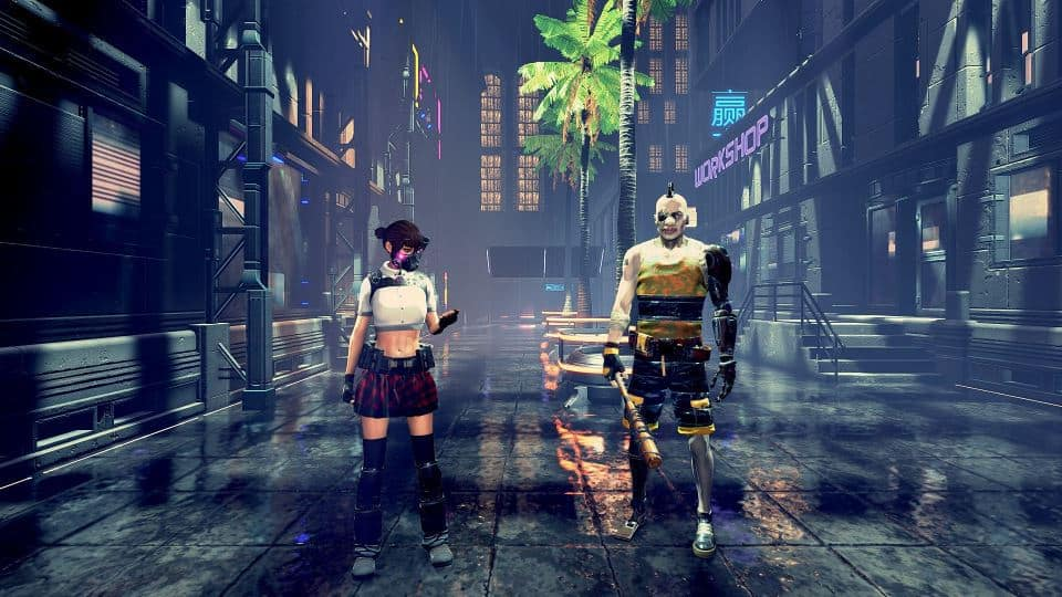 Conglomerate 451 Review - Test - rundenbasiertes Cyberpunk roguelike Dungeoncrawler RPG-034