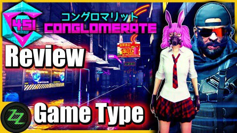Conglomerate 451 Review - Test - rundenbasiertes Cyberpunk roguelike Dungeoncrawler RPG (German, many subtitles) 03 - Spieltyp Cyberpunk Dungeoncrawler Roguelike RPG Gametype