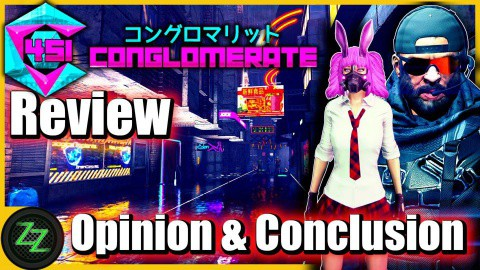 Conglomerate 451 Review - Test - rundenbasiertes Cyberpunk roguelike Dungeoncrawler RPG (German, many subtitles) 10 - Opinion and Conclusion - Meinung und Fazit