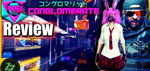 Conglomerate 451 Review - Test - rundenbasiertes Cyberpunk roguelike Dungeoncrawler RPG