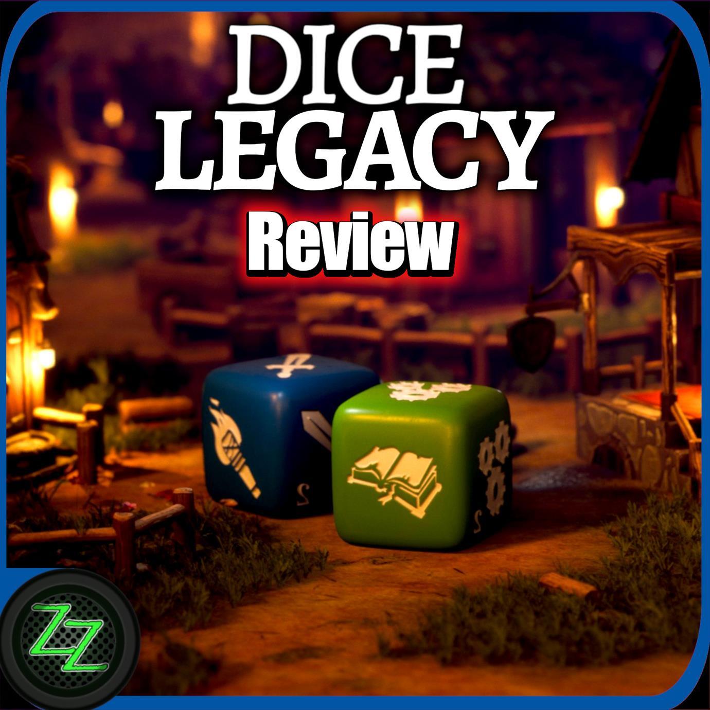 Dice Legacy Review - strategische Aufbau-Sim mit Würfeln im Test