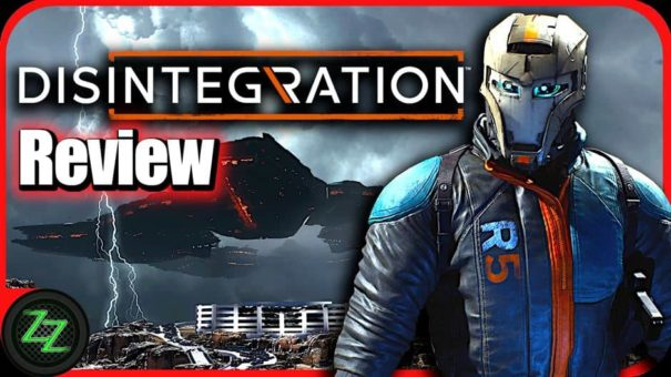 Disintegration Review Deutsch - Test des SciFi Shooter + Echtzeit Strategie Mix