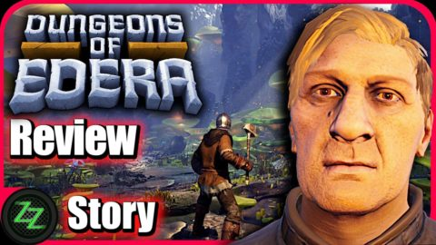 Dungeons Of Edera Test - Review - 3D roguelike Indie Dungeon-Crawler RPG 04 Story - Geschichte