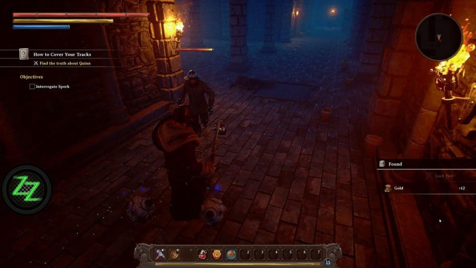 Dungeons Of Edera Test - Review - 3D roguelike Indie Dungeon-Crawler RPG - Fight in the Dungeon with traps - Kampf im Gewölbe mit Fallen