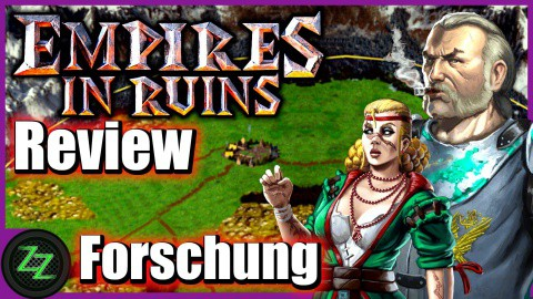 Empires in Ruins Gameplay - Forschung