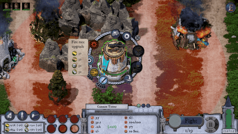 Empires in Ruins Game Review - Tower Defense 02