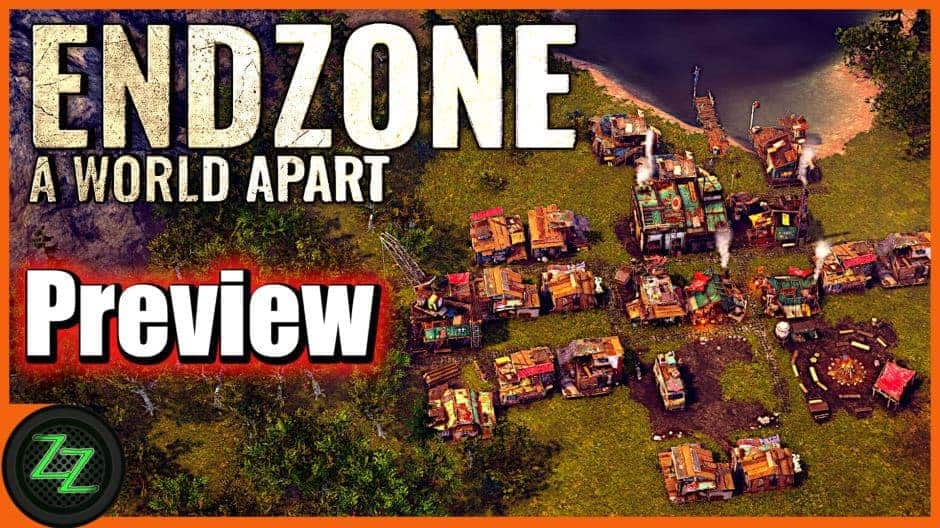 Endzone A World Apart - Fallout meets Banished - Endzeit Aufbau Strategie (German, many subtitles)5