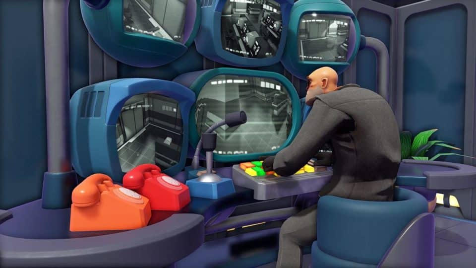Evil Genius 2 2021 Remake - Release Date, Info, Trailer, Screenshots - survaillance and security systems, cameras and traps