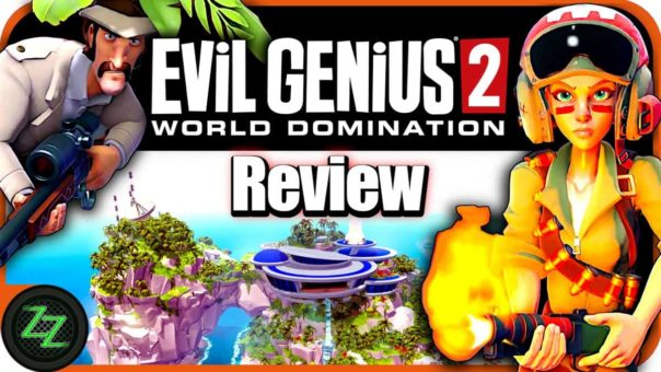Evil Genius 2 Review Deutsch - Test der fies grinsenden Aufbau Sim [Deutsch-German, many subtitles]