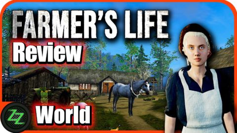 Farmers Life Review Welt und Charaktere