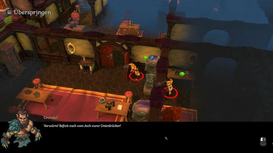 Fort Triumph Review - Test - Fantasy XCOM trifft Heros of MM Story Telling while Fighting