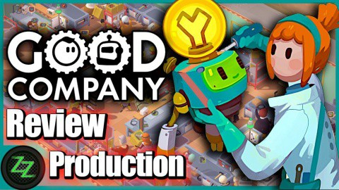 Good Company Gameplay Produktion