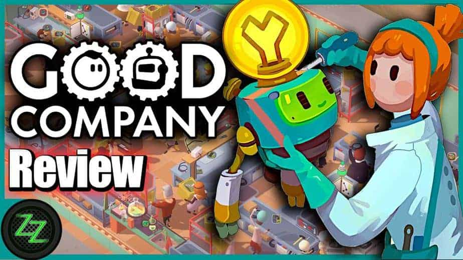Good Company Review - Test des Factory Tycoon PC Game (Deutsch - German, many subtitles)
