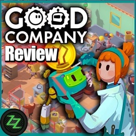 Good Company Review - Test des Factory Tycoon PC Game