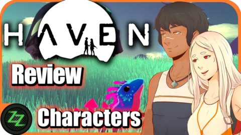 Haven Pc Review Characters - Charaktere