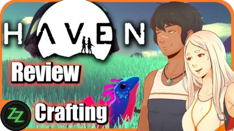 Haven Pc Review  Crafting and Gathering - Crafting und Sammeln