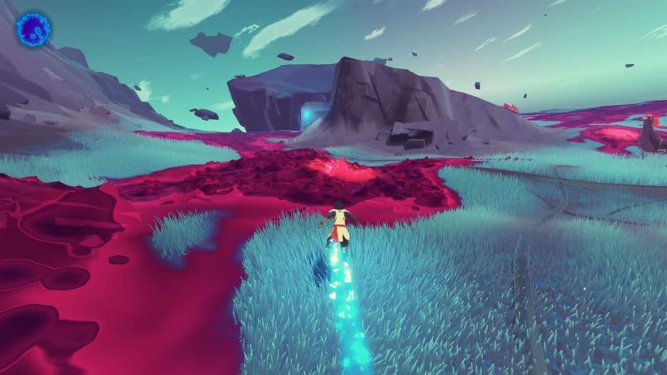 Haven Pc Review - Liebevolles SciFi Action RPG im Test - Clean the planet from rust - den Planeten vom Rost befreien