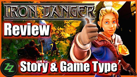Iron Danger Review - Story and Game Type - Spieltyp