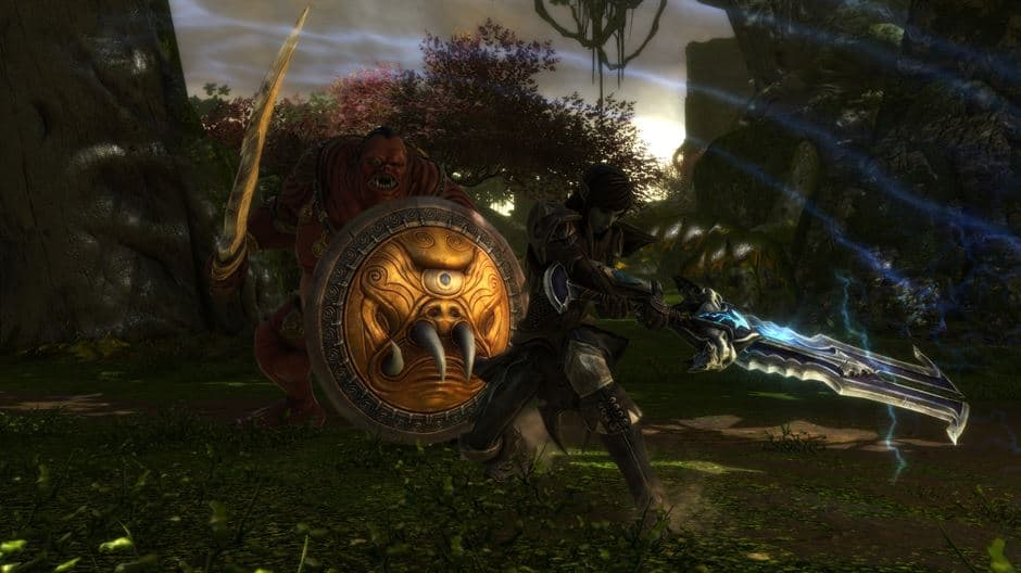 Kingdoms of Amalur Re-Reconing Release Date und Render Trailer - Hit the Orc