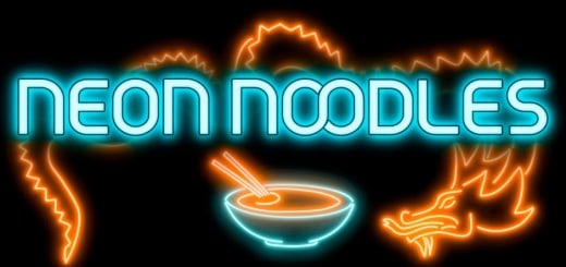 Neon Noodles - Short Preview - zapzockt.de - Logo