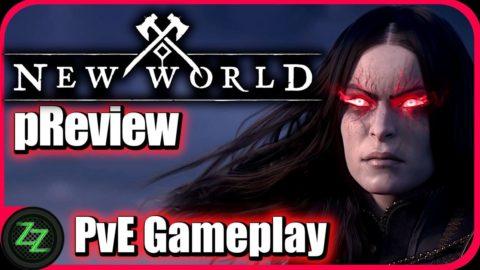 New World Test Gameplay PvE