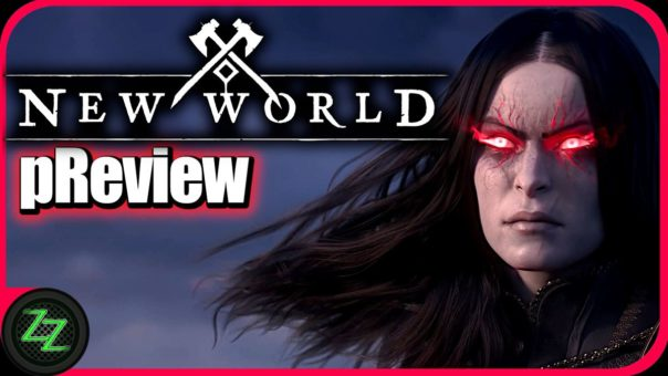 New World (p)Review Deutsch - PvE Spieler Test von Amazons MMORPG