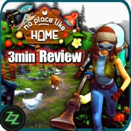 No Place Like Home Game Kurz-Review   Rette die Welt vom Müll